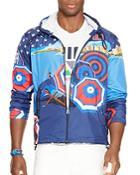 Polo Ralph Lauren Team Usa Printed Windbreaker Jacket