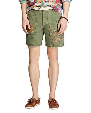 Polo Ralph Lauren Relaxed Fit Souvenir Shorts