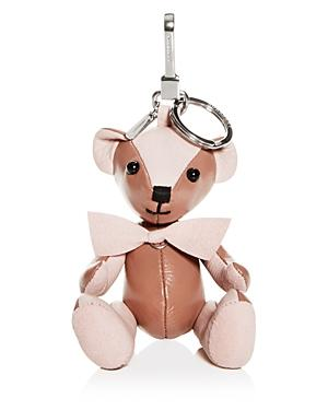 Burberry Thomas Solid Leather Bear Charm