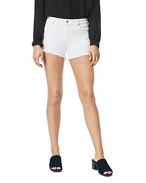Joe's Jeans The Ozzie Cutoff Denim Shorts In White