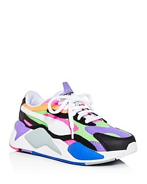 Puma Women's Rs-x Puzzle Low-top Sneakers