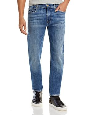 7 For All Mankind Adrien Clean Pocket Slim Fit Jeans In Congress