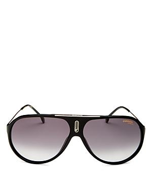 Carrera Men's Brow Bar Aviator Sunglasses, 63mm