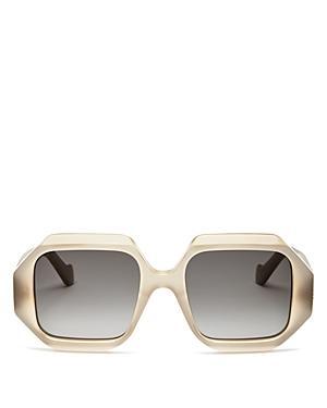 Loewe Women's Geometric Sunglasses, 54mm