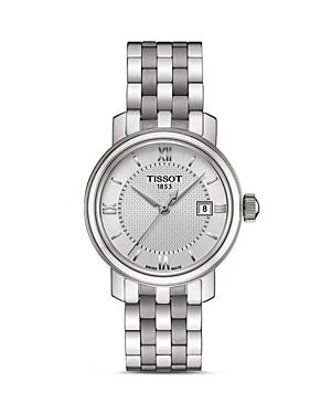 Tissot Bridgeport Women's Quartz Watch, 29mm