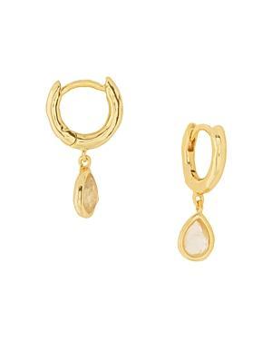 Gorjana Olivia Huggie Hoop Earrings