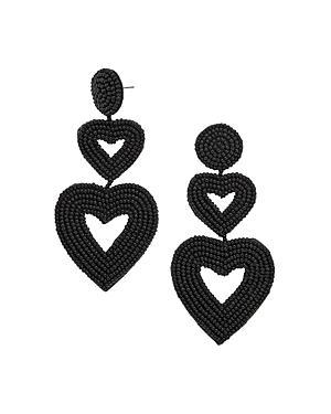 Baublebar Vierra Heart Drop Earrings