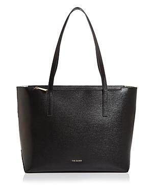 Ted Baker Louisse Leather Shopper Tote