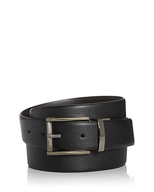 Armani Men's Reversible Leather Belt