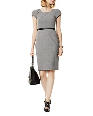 Karen Millen Houndstooth Sheath Dress