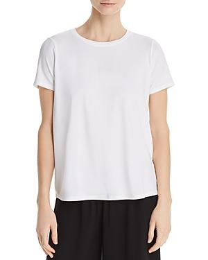 Eileen Fisher Petites System Crewneck Tee