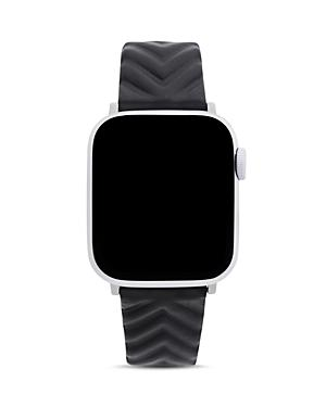 Rebecca Minkoff Apple Watch Chevron Quilted Leather Strap, 38mm & 40mm