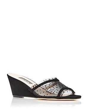 Sjp By Sarah Jessica Parker Women's Slink Wedge Slide Sandals