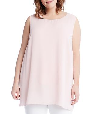 Karen Kane Plus Side Slit Tunic
