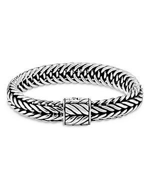 John Hardy Sterling Silver Classic Chain Kami Medium Chain Link Bracelet