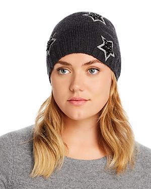Regina Star Knit Beanie