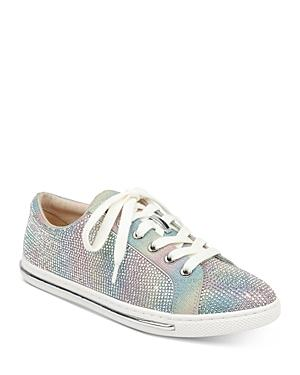 Badgley Mischka Women's Jubilee Ii Lace Up Sneakers