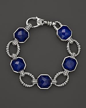 Lagos Lapis Doublet Bracelet