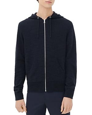 Sandro Sharp Hooded Cardigan