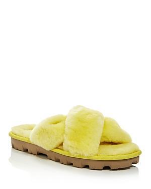 Ugg Women's Fuzzette Slide Sandals