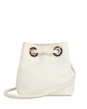 Whistles Mabel Tort Eyelet Bag
