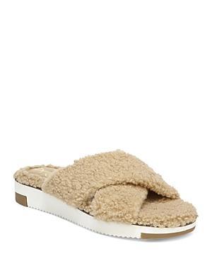 Sam Edelman Women's Alice Crisscross Slippers