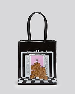 Bloomingdale's Tote - Dog/elevator Small