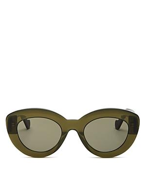 Loewe Women's Cat Eye Sunglasses, 50mm