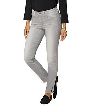 Nydj Ami Skinny Ankle Jeans In Grace