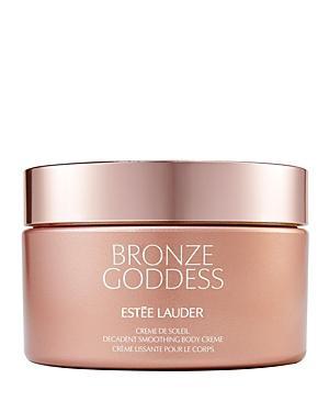 Estee Lauder Bronze Goddess Creme De Soleil Decadent Smoothing Body Creme 6.8 Oz.