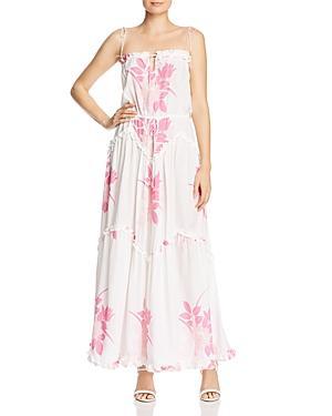 S/w/f Fare Floral Maxi Dress
