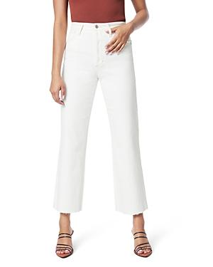 Joe's Jeans The Blake High-rise Wide-leg Jeans In Grove