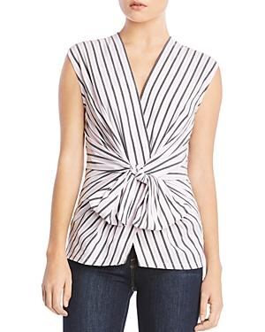 Bailey 44 Tarte Tie-front Striped Top