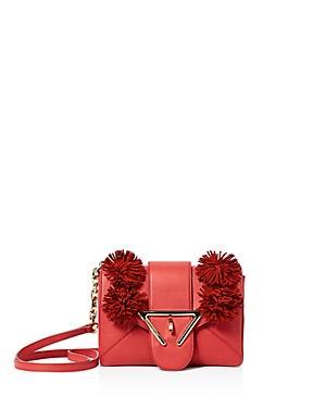 Sara Battaglia Roxy Leather Crossbody