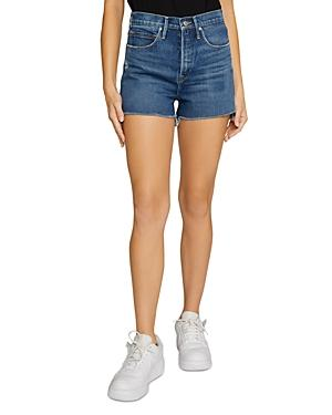 Good American Good '90s Jean Shorts In Blue645