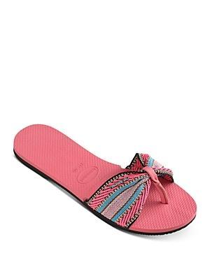 Havaianas Women's You St. Tropez Fita Thong Sandals