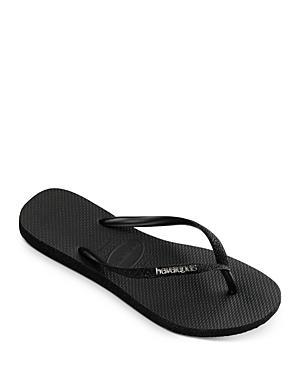 Havaianas Women's Slim Sparkle Thong Sandals