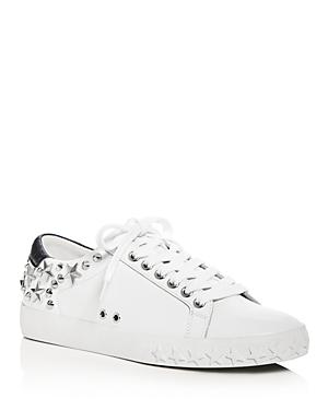 Ash Dazed Star Stud Lace Up Sneakers