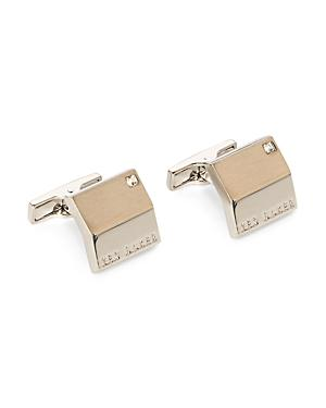 Ted Baker Summers Corner Crystal Cufflinks