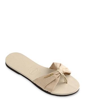 Havaianas Women's You St. Tropez Shine Sandals