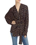 Acler Jenkins Twist-front Blouse