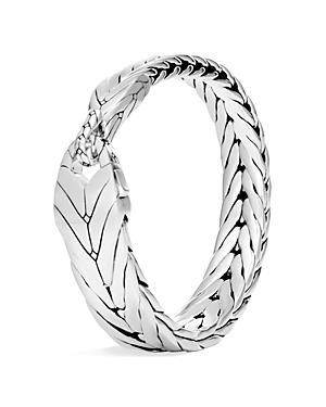 John Hardy Sterling Silver Modern Chain Hook Bracelet