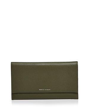 Rebecca Minkoff Leather Wallet Clutch