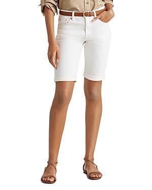 Lauren Ralph Lauren Slim-fit Shorts