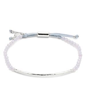 Gorjana Power Beaded Bar Bracelet