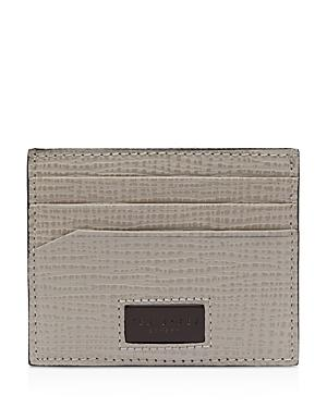 Ted Baker Holds Palmelato Leather Card Case