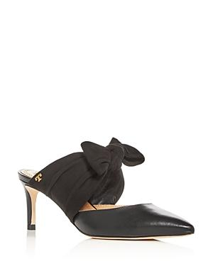 Tory Burch Women's Elenor Pointed-toe Mules