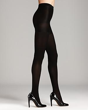 Spanx Tights - Two Timin Reversible #005b