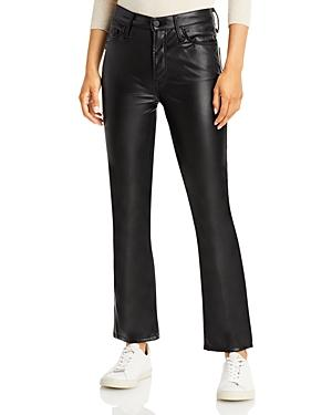 Mother The Insider Ankle Jeans In Wax On, Wax Off