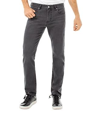 Liverpool Los Angeles Kingston Stretch Straight Slim Fit Jeans In Ghost Gray